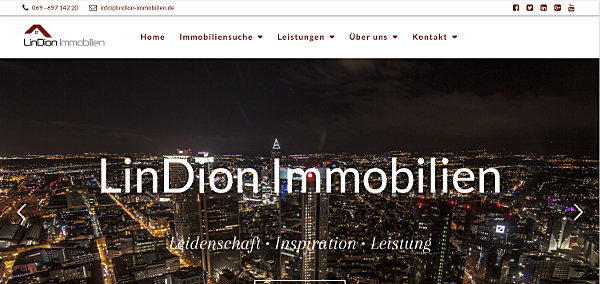 LinDion Immobilien